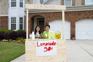 Full Service EHR. Lemonade Stand Pricing